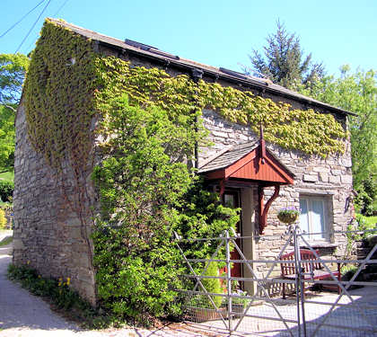 Holemire House Barn - Self catering for 2 people